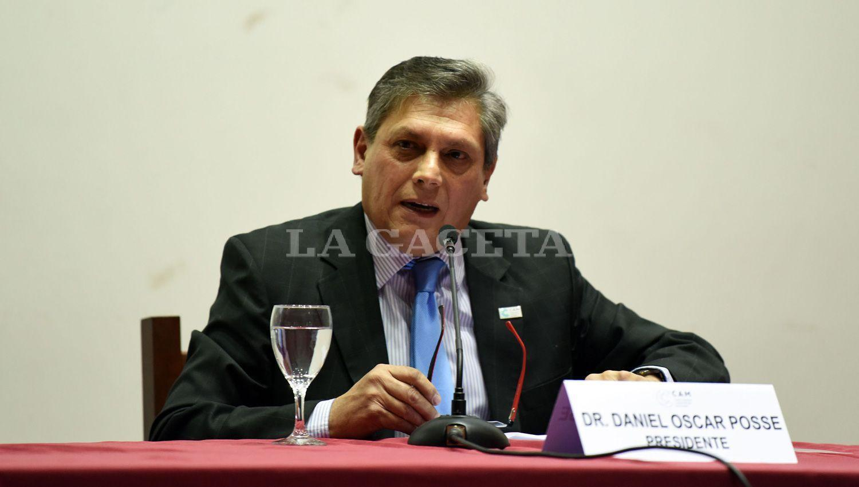 Daniel Posse, presidente de la Suprema Corte de Jusiticia de Tucumán. FOTO ARCHIVO/ LA GACETA