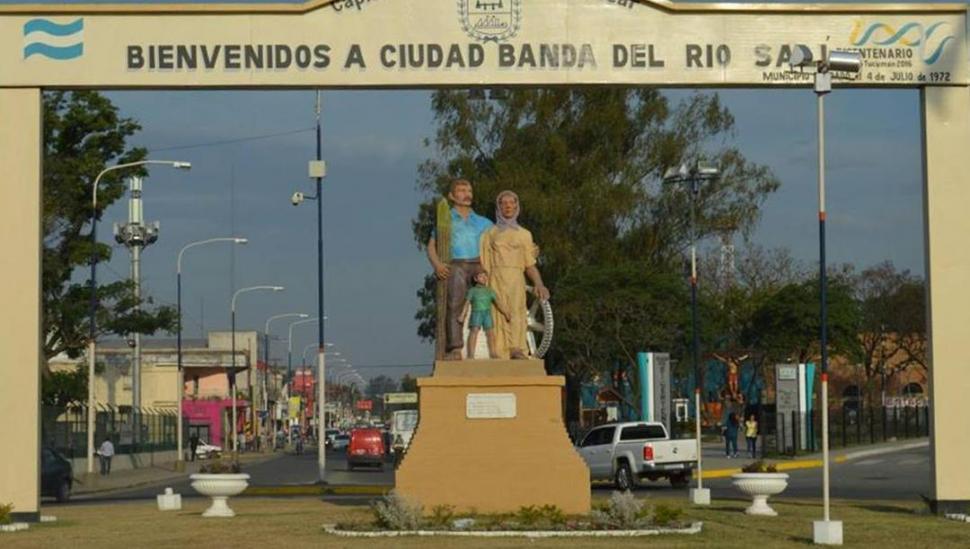 EN BANDA DEL RÍO SALÍ. La pelea se produjo en el barrio Presidente Perón. archivo
