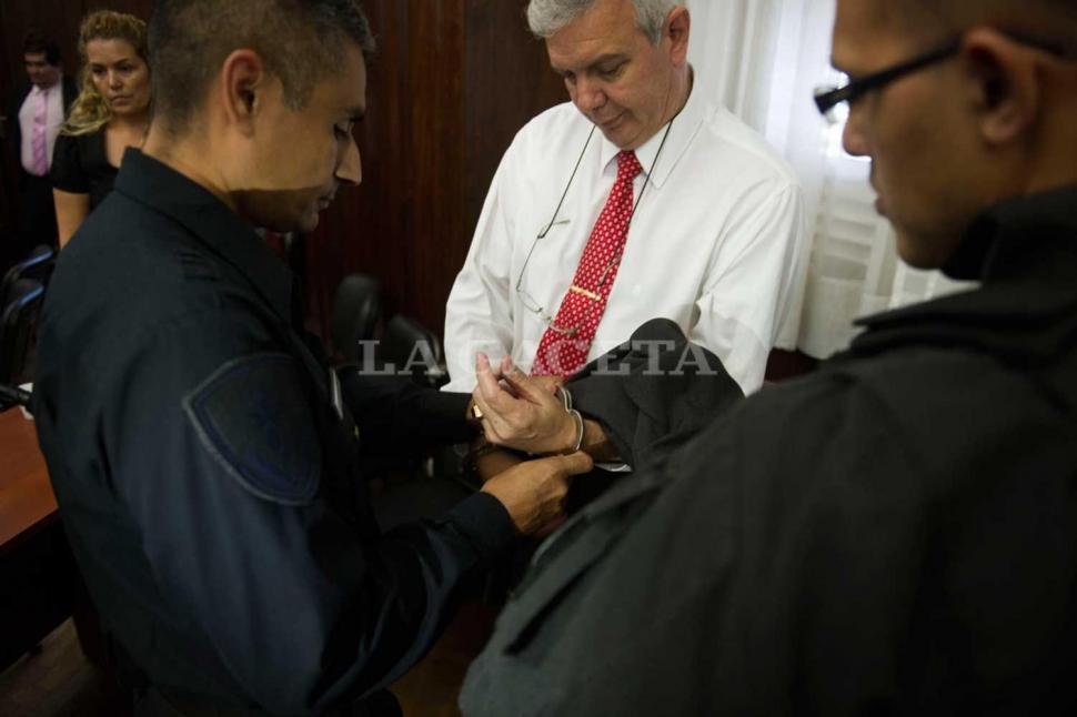 Preventiva para Sánchez, el ex jefe de Policía