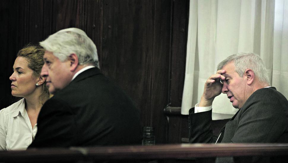 El ex jefe de Policía lloró ante los jueces y pidió reducción de prisión