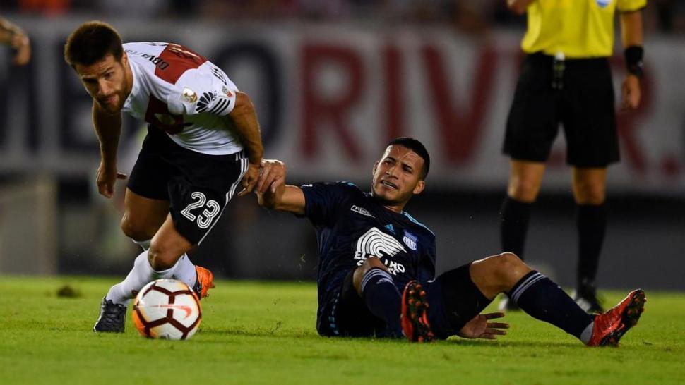 River sigue en ganador y se hace fuerte en la Libertadores