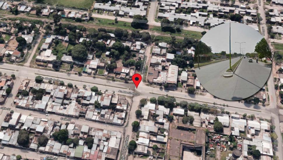 Un joven fue atacado a balazos en otro supuesto enfrentamiento entre clanes en Villa 9 de Julio