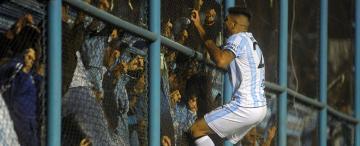 El público de Atlético demostró que los hinchas sí ganan partidos