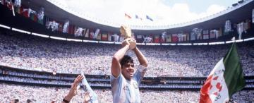 """El """"genio"""" que nos devolvió la alegría en México 86"""