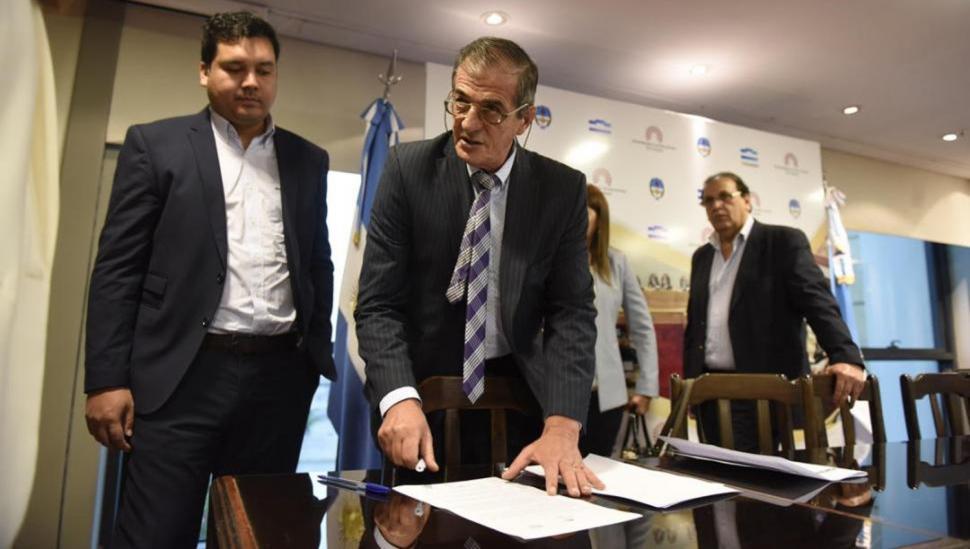 Destituyen a los jueces de Paz de Los Gómez y Alto de Anfama