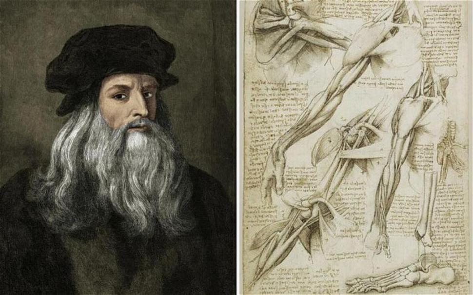 """""""LEONARDO"""". El artista Da Vinci será el centro de uno de los relatos."""