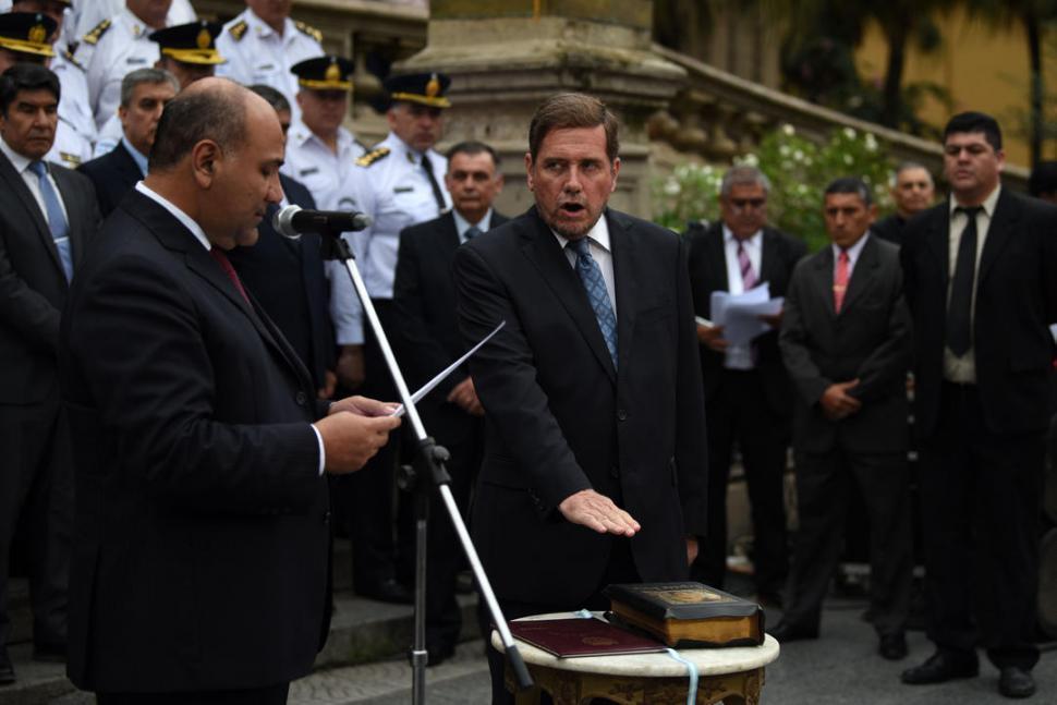 El Gobierno puso en marcha la secretaría de Lucha contra el Narcotráfico