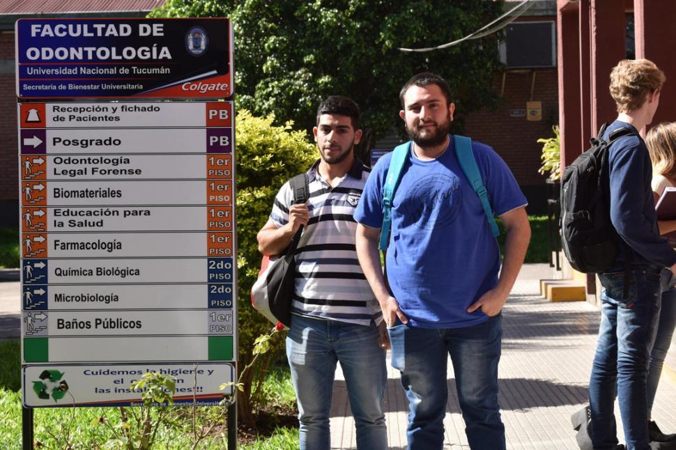 Dos docentes ya habían sido apartados en Odontología - LA GACETA Tucumán