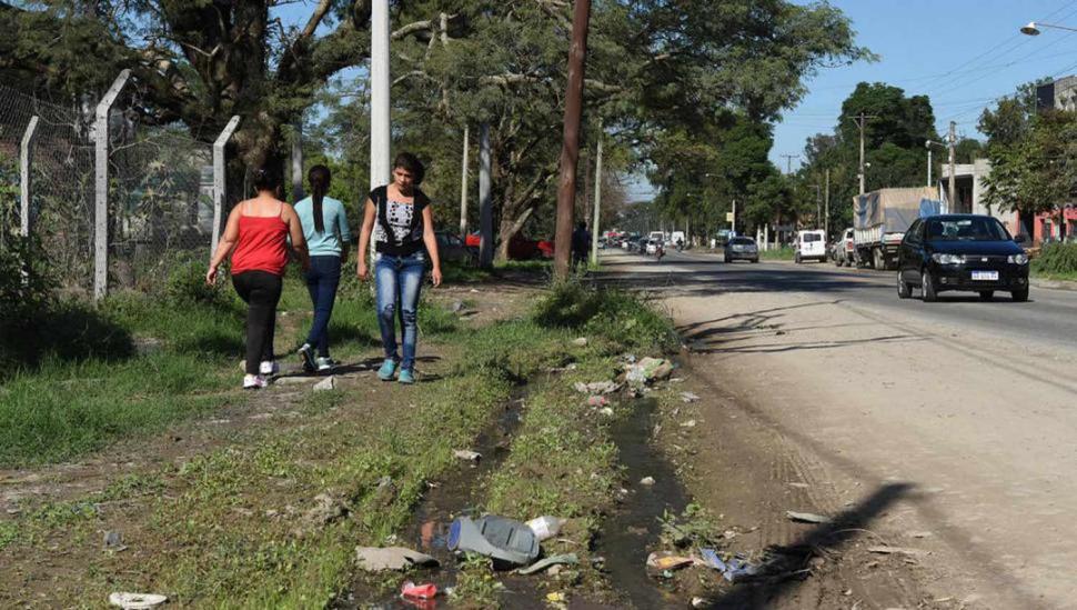Camino del Perú: no se hará la autovía
