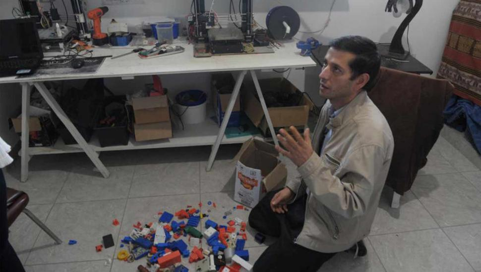 Video: un ingeniero tucumano creó un sistema para ahorrar gas