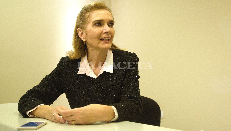 Silvia Elías de Pérez ARCHIVO LA GACETA