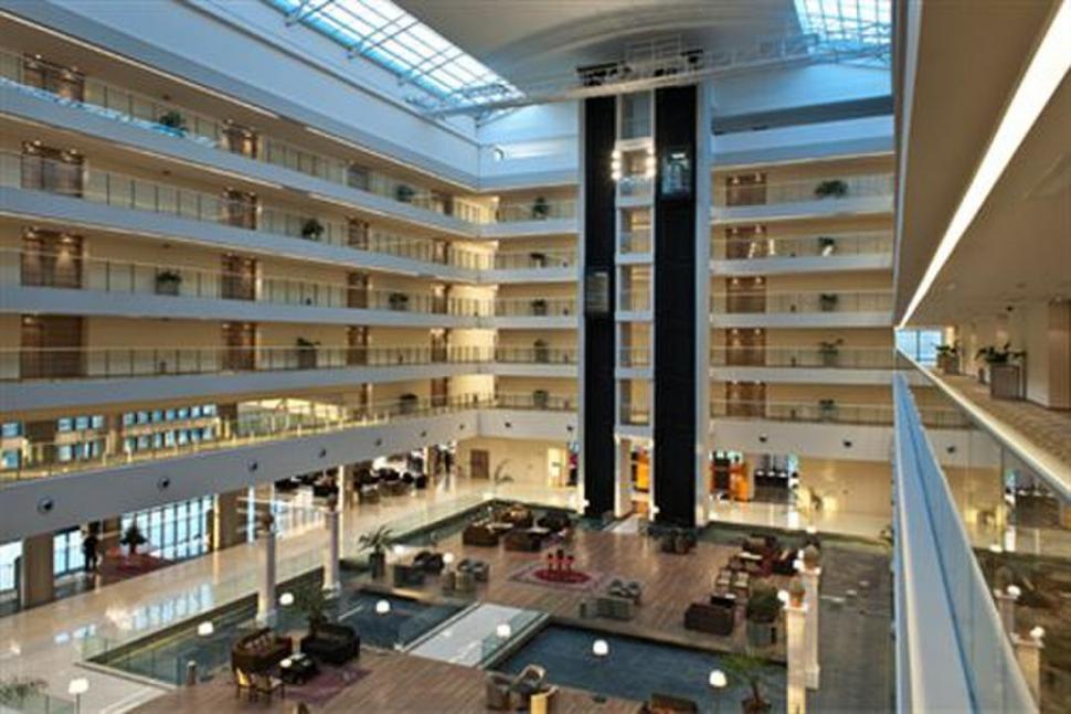 Novedades de Atlético desde Paraguay: cómo es el hotel donde se hospeda el equipo de Zielinski