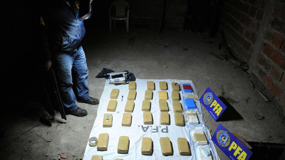 El PE frenó en 2015 el juicio de la ley de narcomenudeo