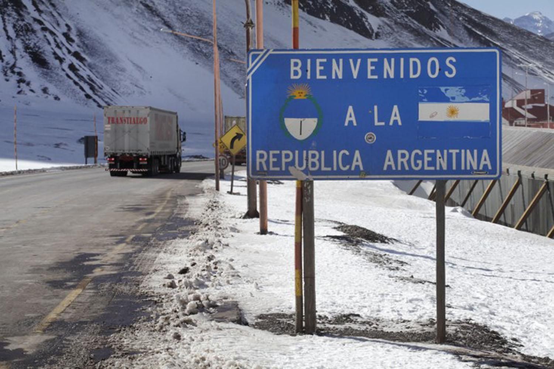 AMPLIACIÓN .Paso de Chile a Argentina .SITIOANDINO.