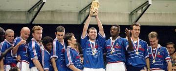 """Mundial de Francia 1998: la """"Marsellesa"""" silenció el samba brasileño"""