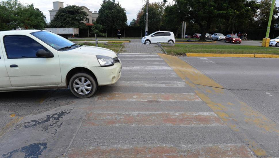 Expertos aconsejan radarizar la avenida Perón