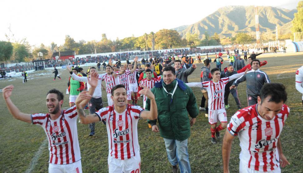La historia lo avala: San Martín ganó cinco de las siete finales que disputó
