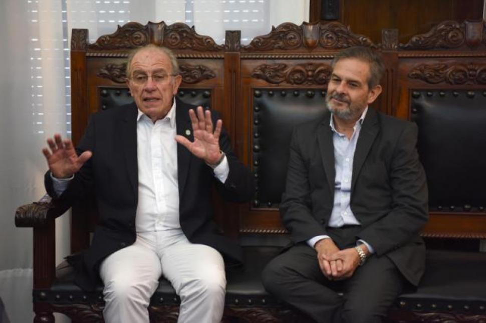 Ya se conformó el Consejo Superior de la UNT y García asume como rector