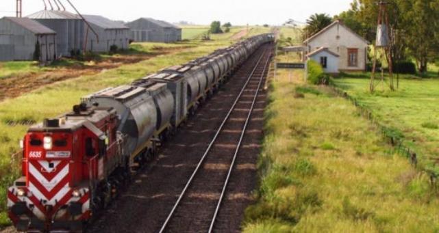 Resultado de imagen para ferrocarriles de carga en argentina