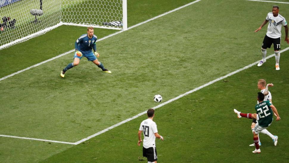 """México le puso """"picante"""" al Mundial y Alemania mira el futuro con preocupación"""