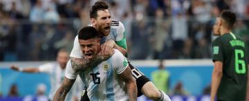 Análisis: Messi y Rojo sintonizaron la misma señal en San Petersburgo