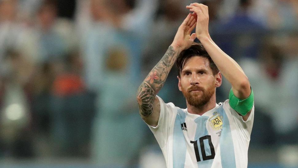 Messi es la esperanza para dar el golpe ante Francia y avanzar a cuartos
