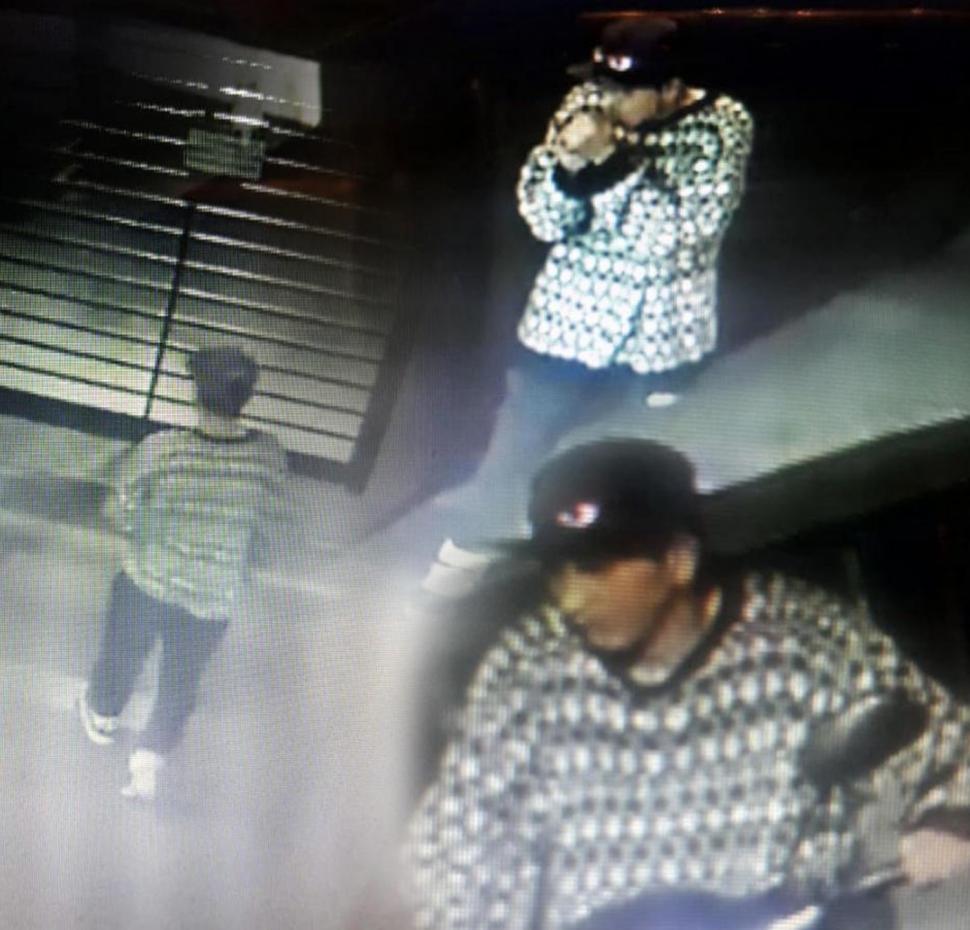 Video: en cuatro horas, un joven robó tres veces en el mismo edificio