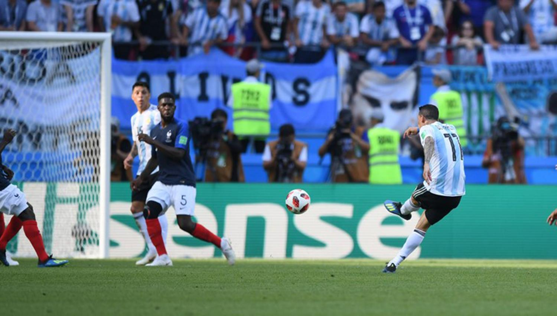 Francia acabó con el sueño de Argentina, le ganó 4-3 y está en cuartos de final