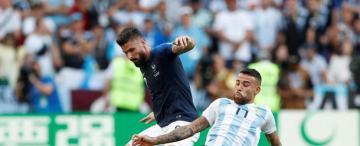 El peor de los finales para una generación argentina que no pudo consagrarse