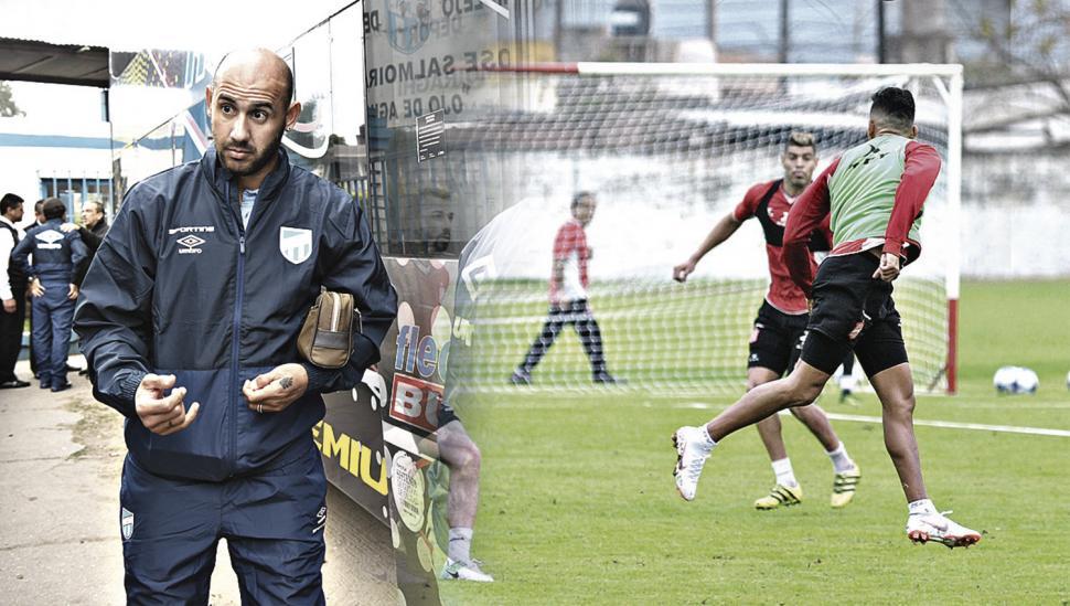 Atlético y San Martín pusieron primera con la pretemporada