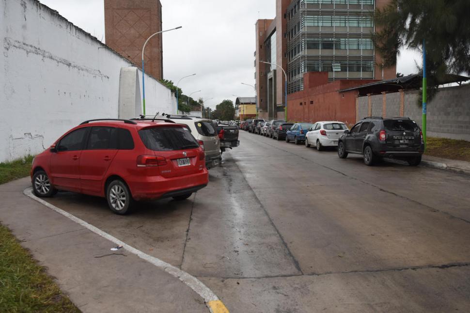 Cuando no hay estacionamiento, la picardía siempre encuentra lugar