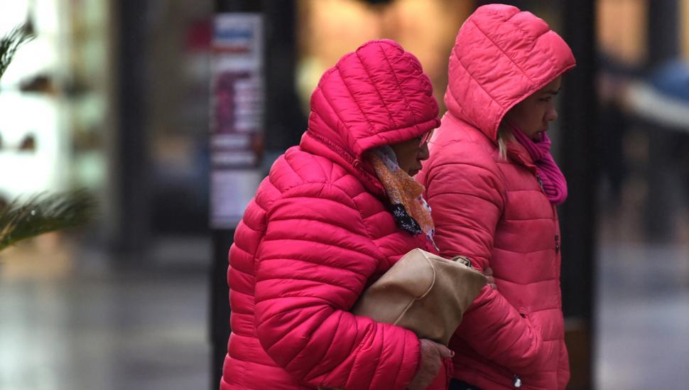 El frío condicionará los planes del domingo