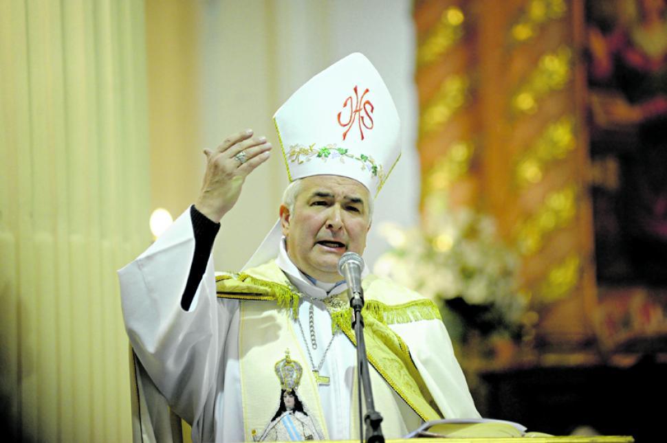 El arzobispo rechazó el aborto con dureza