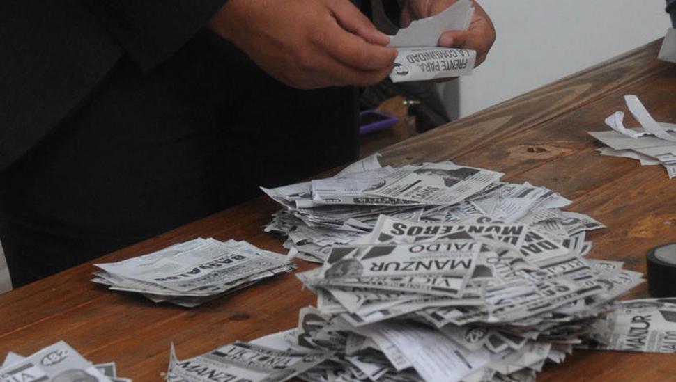 El personal de la Junta Electoral creció el 45% desde los últimos comicios