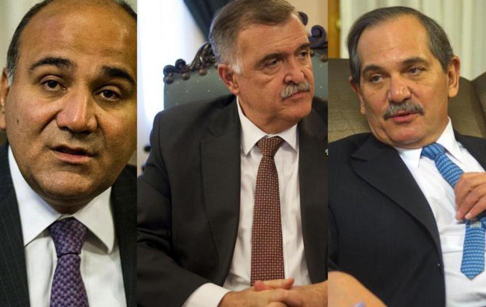 """Manzur-Jaldo ya suma 15 """"votos"""" en el bloque oficial"""