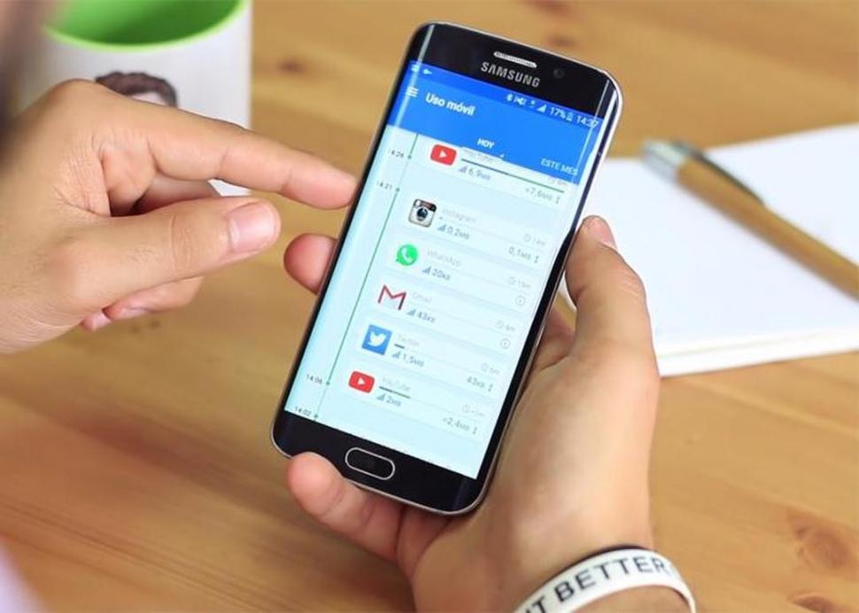Tips para no quedarte sin datos en el celular