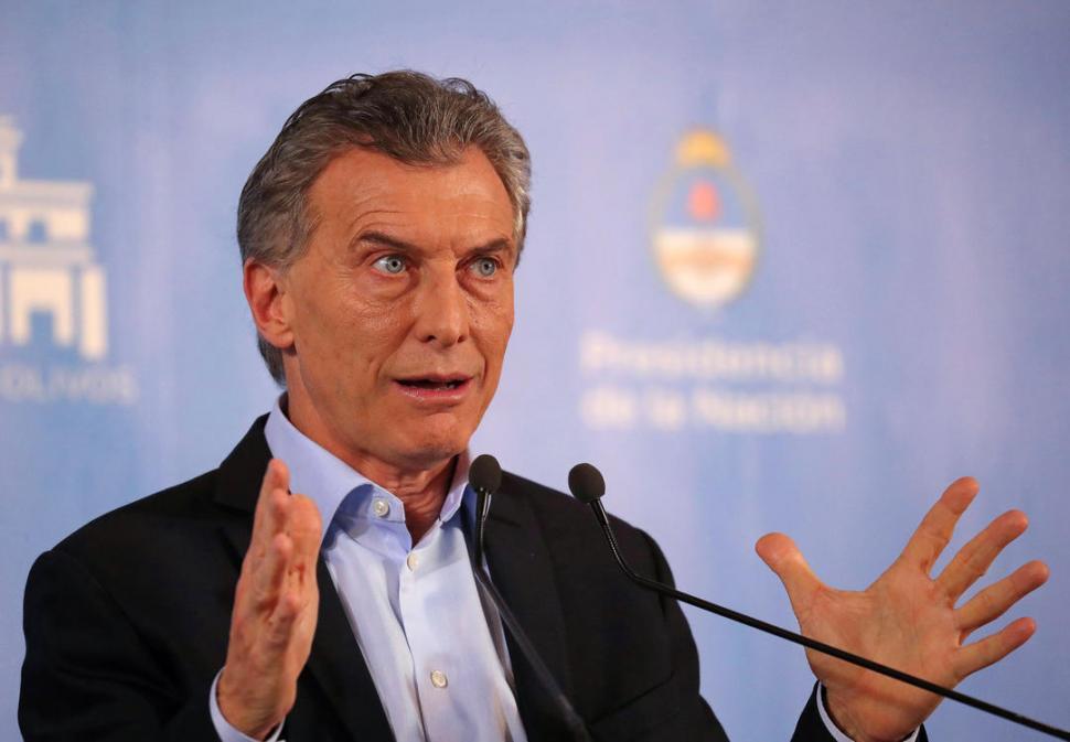 Macri ratificó el rumbo pero no brindó definiciones