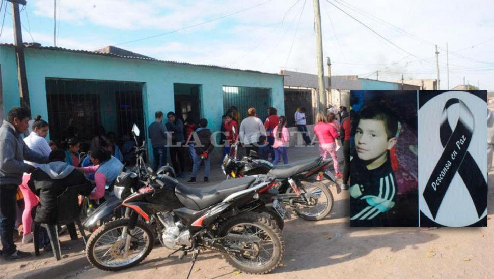Mataron a un niño de 10 años de un disparo en el corazón