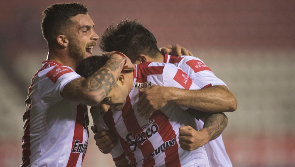 De la mano de Bieler, San Martín clasificó a 16avos de la Copa Argentina