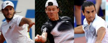 Copa Davis: Gaudio, Coria y Cañas serán los capitanes