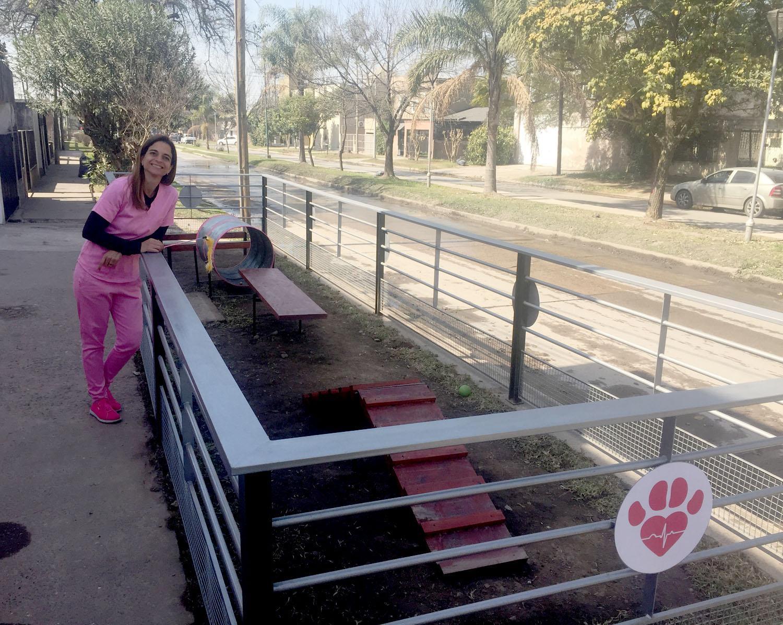 Tucumán tiene la primera plaza para mascotas de la Argentina