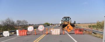 Vialidad Nacional apuesta por rehabilitar en septiembre la nueva traza de la ruta 38