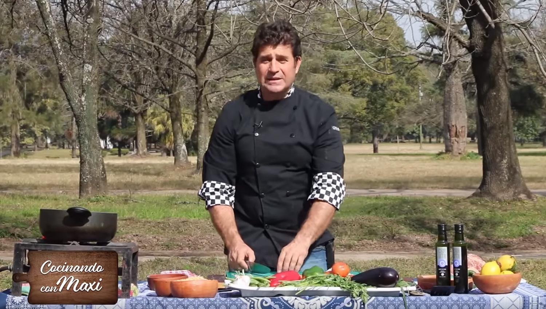 Hoy en cocinando con maxi pac a la plancha con for Cocinando con sergio en la1