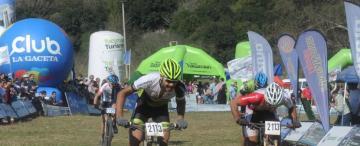 Bikers de seis países, en busca de la gloria
