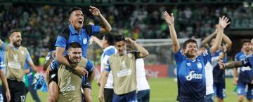 Atlético sigue haciendo historia: resistió en Medellín y clasificó a cuartos de final de la Libertadores