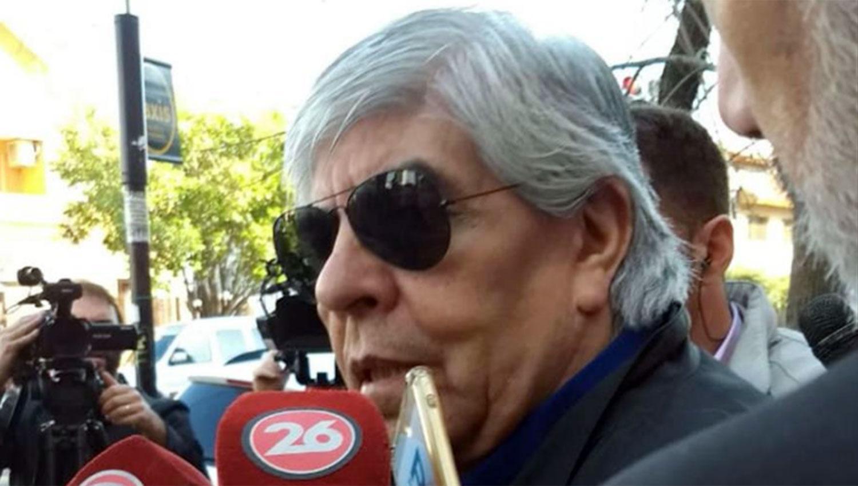 Hugo Moyano| 'Macri está incómodo y tiene ganas de rajarse'