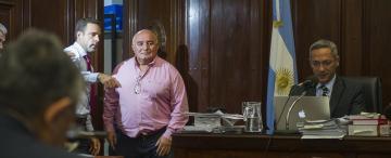 El ex comisario Escobar apuntó contra Albaca por la investigación