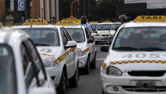 Resultado de imagen para taxis tucuman