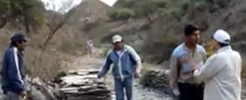 El crimen de Chocobar: analizaron las imágenes del video que filmó Amín