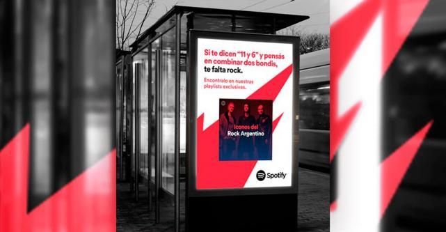 Te Falta Rock La Campaña De Spotify Inspirada En La